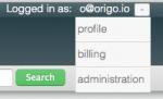 origo.io-administration